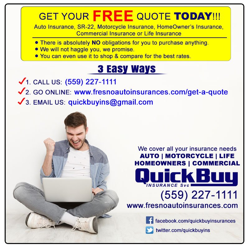quickbuy insurance services